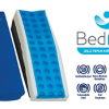 BedAiD® Gel Heel Protection Mattress