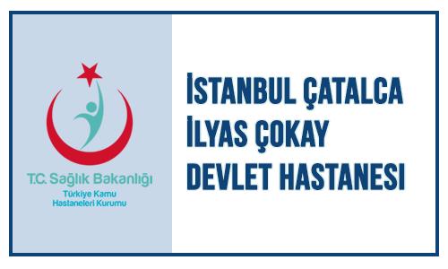 Referanslar İstanbul Çatalca İlyas Çokay Devlet Hastanesi Logo