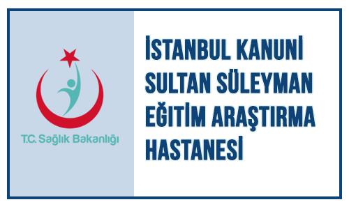 Referans İstanbul Kanuni Sultan Süleyman Eğitim ve Araştırma Hastanesi Logo