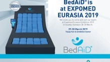 BedAiD® is at Expomed Eurasia 2019