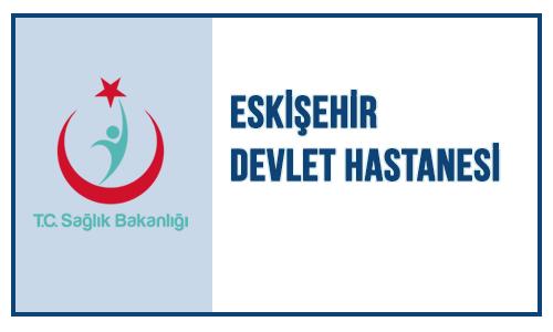 Referanslar Eskişehir Devlet Hastanesi Logo