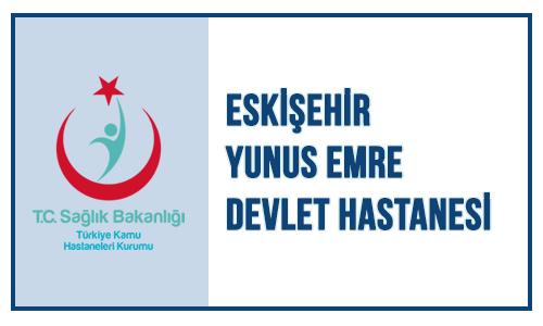 Referanslar Eskişehir Yunus Emre Devlet Hastanesi Logo