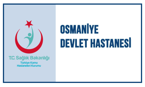 Referanslar Osmaniye Devlet Hastanesi Logo