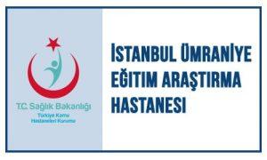 Referanslar İstanbul Ümraniye Eğitim Araştırma Hastanesi Logo