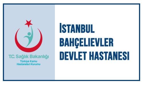 Referanslar İstanbul Bahçelievler Devlet Hastanesi Logo