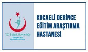 Referanslar Kocaeli Derince Eğitim Araştırma Hastanesi Logo