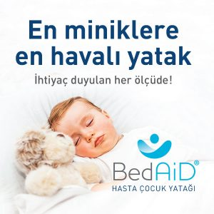 BedAiD Hasta Çocuk Yatağı 2